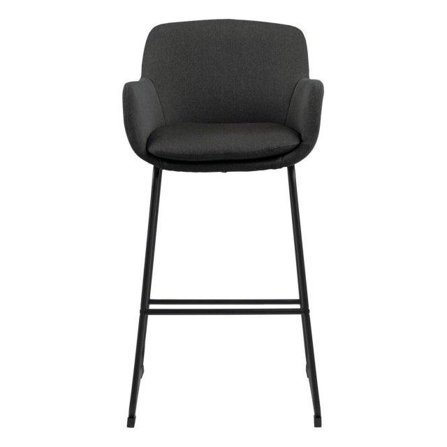 Barska stolica Lisa Dark Grey