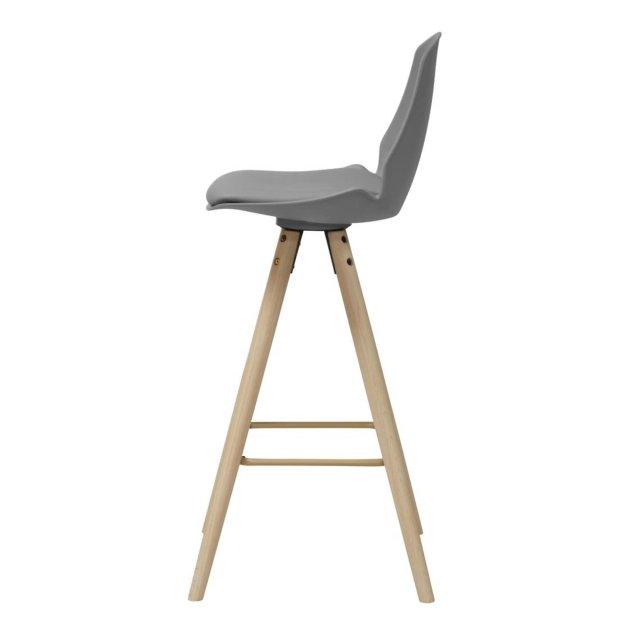 Barska stolica Oslo Grey