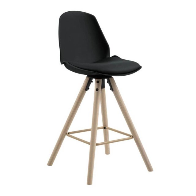 Polubarska stolica Oslo Black