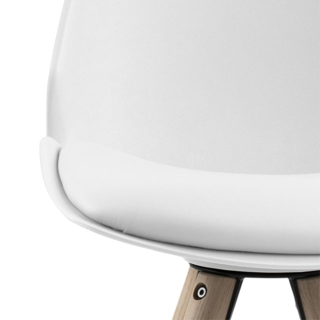 Polubarska stolica Oslo White