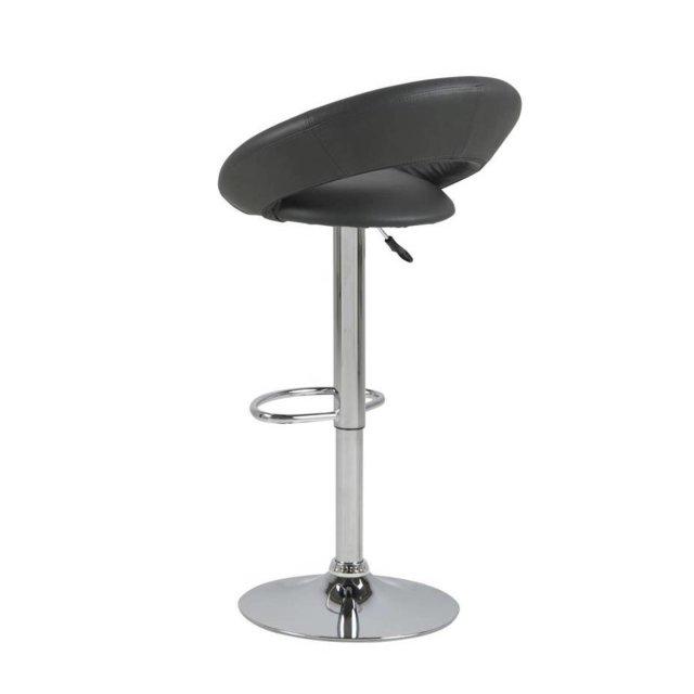 Barska stolica Plump Grey