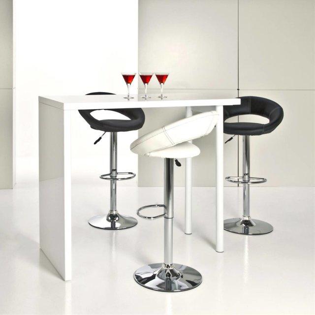 Barska stolica Plump White
