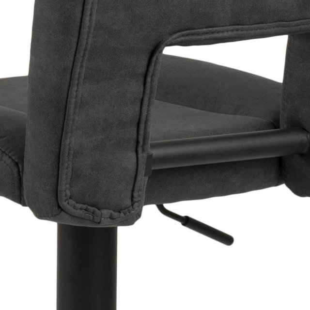 Barska stolica Sylvia Anthracite/Black