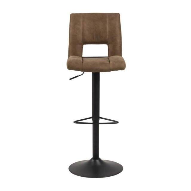 Barska stolica Sylvia Light Brown/Black