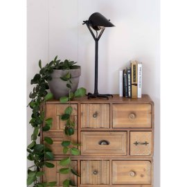 Stolna lampa Falcon Black