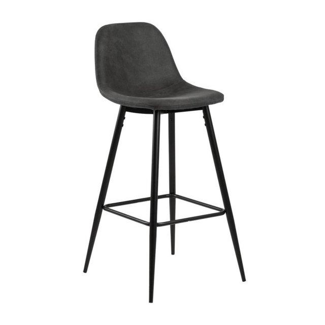 Barska stolica Wilma Anthracite/Black