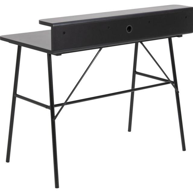 Radni stol Pascal Drawer All Black