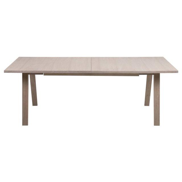 Produljivi stol A-Line 210/310x100 cm Natural