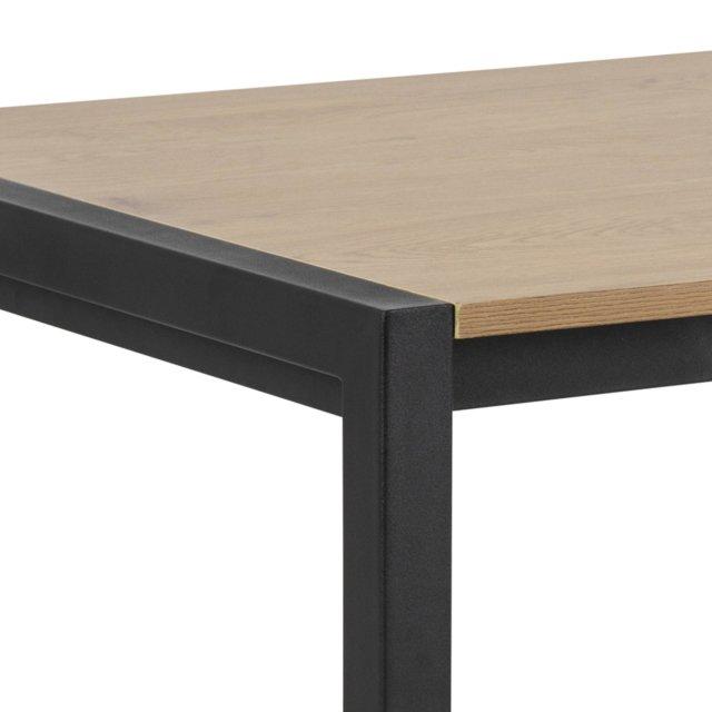 Produljivi stol Bicca 170/250x90 cm Natural/Black