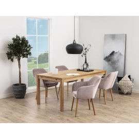 Produljivi stol Brentwood180x90 cm