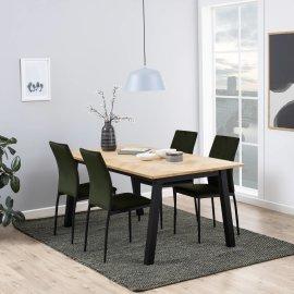 Produljivi stol Brighton S 180x95 cm