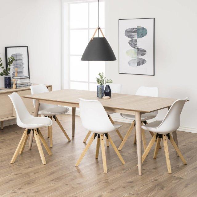 Produljivi stol Century 200x100 cm