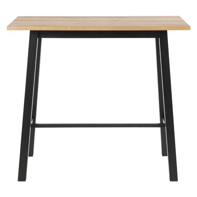 Barski stol Chara L Natural/Black