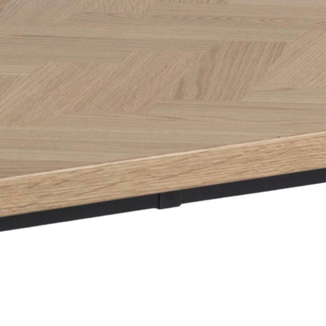 Produljivi stol Morgantown L 200x90 cm
