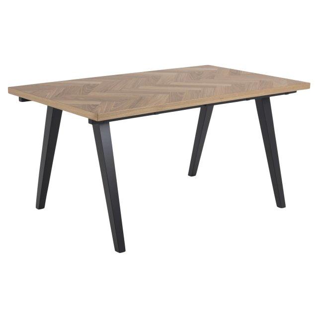 Produljivi stol Morgantown S 150x90 cm