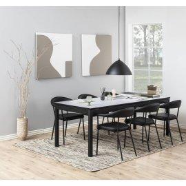 Produljivi stol Mosel 215/315x90 cm