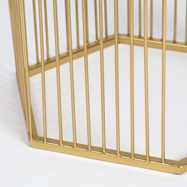 Pomoćni stolić Queenbee Gold