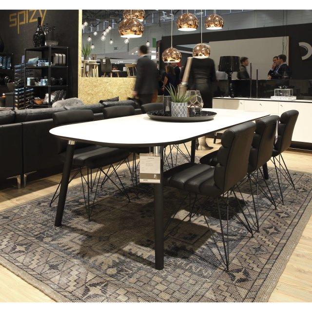 Produljivi stol Pippolo 180/280x100 cm