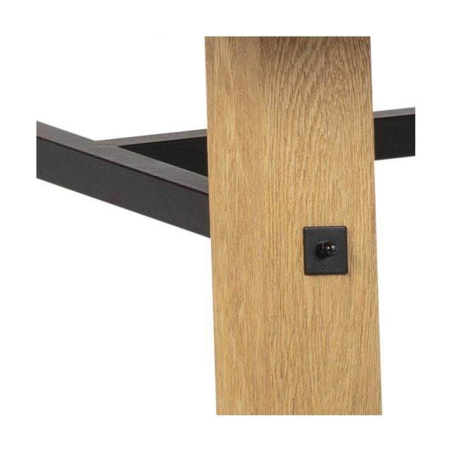 Produljivi stol Stockholm L 210x95 cm