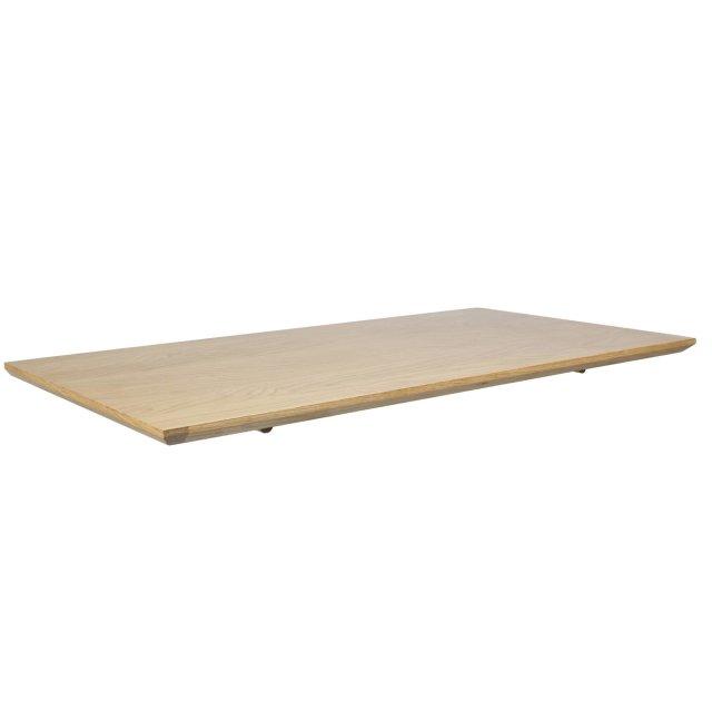 Produljivi stol Ventura 200/404x100 cm