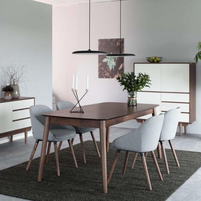 Produljivi stol Montreux 180/219,5x90 cm