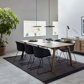 Produljivi stol Nordi 200x100 cm