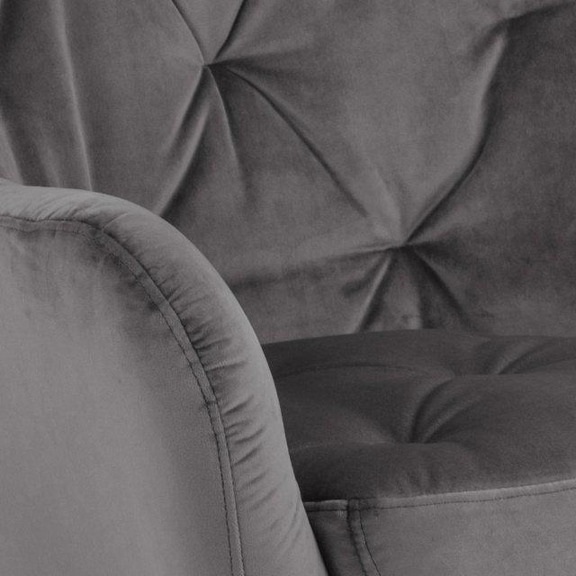 Fotelja Astro Dark Grey