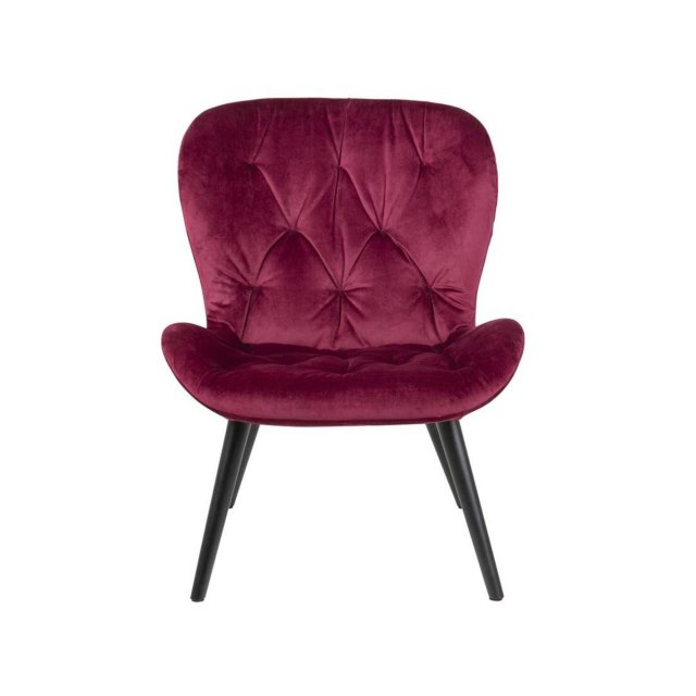 Fotelja Batilda Bordeaux