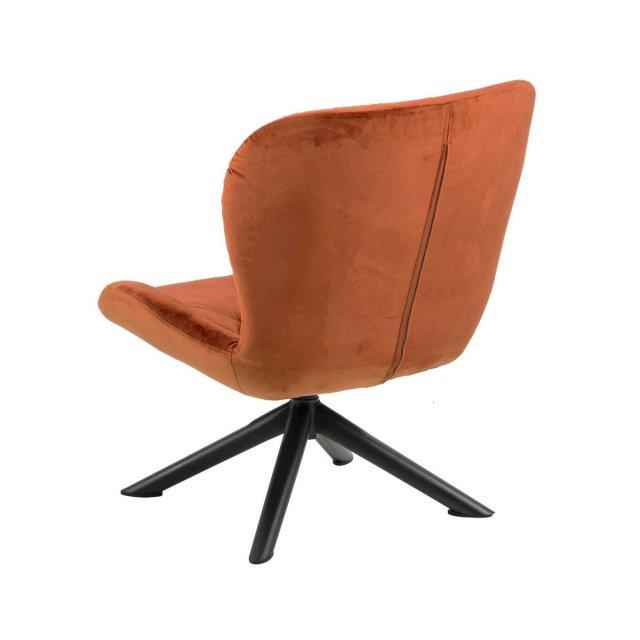 Fotelja Batilda Star Copper