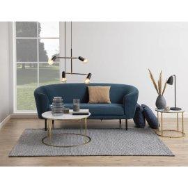 Sofa Biloxi Dark Blue