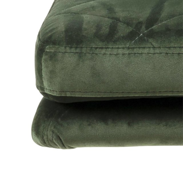 Fotelja Carrera Swivel Forest Green
