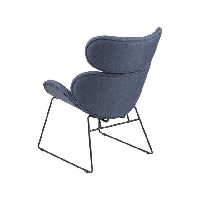 Fotelja Cazar Dark Blue