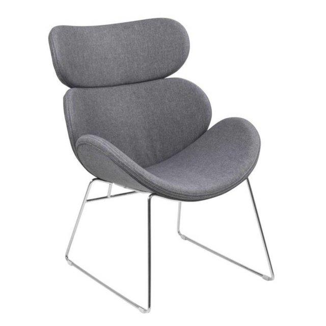 Fotelja Cazar Light Grey