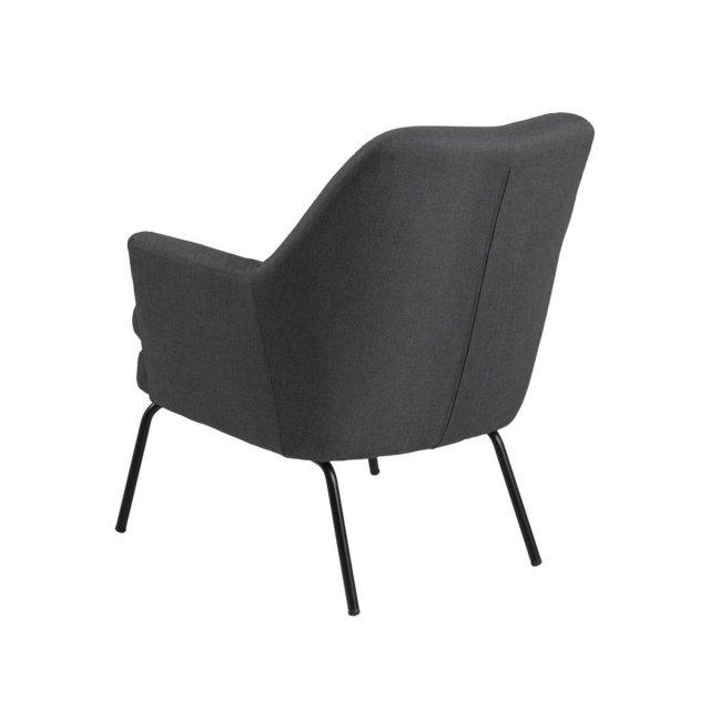 Fotelja Chisa Dark Grey