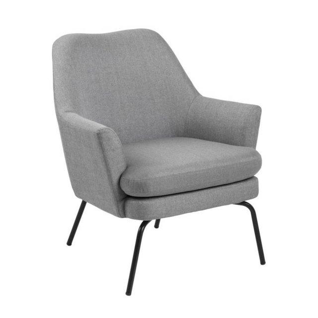 Fotelja Chisa Light Grey