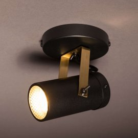 Spot lampa Scope-1 DTW Black