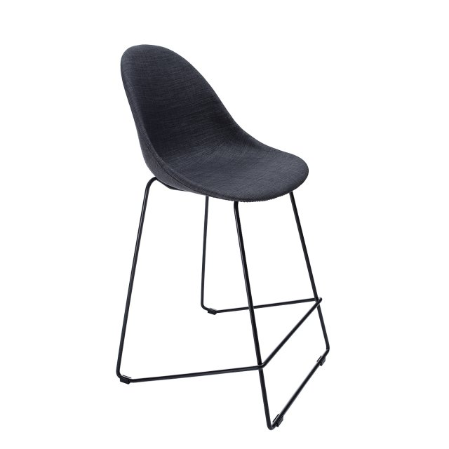 Polubarska stolica Toscana Black