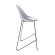 Polubarska stolica Toscana Light Grey