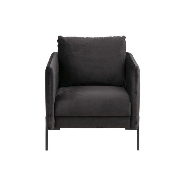 Fotelja Kingsley Anthracite
