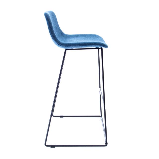 Polubarska stolica Pepper Blue