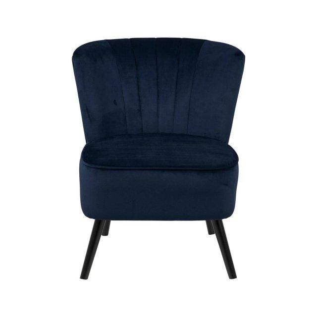 Fotelja Lark Dark Blue