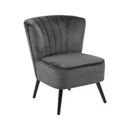 Fotelja Lark Dark Grey