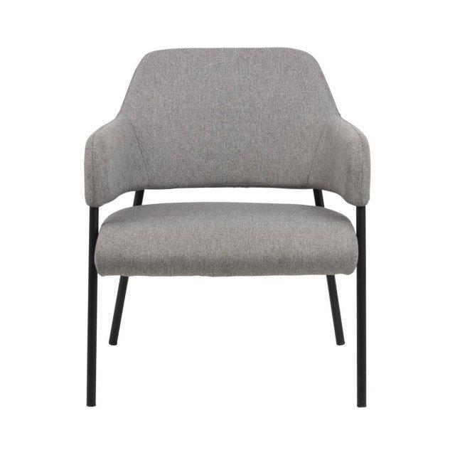 Fotelja Lima Light Grey