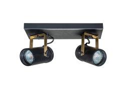 Spot lampa Scope-2 DTW Black