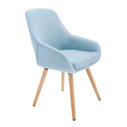 Stolica Gustav Light Blue