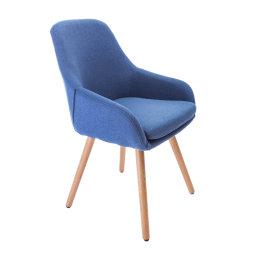 Stolica Gustav Dark Blue