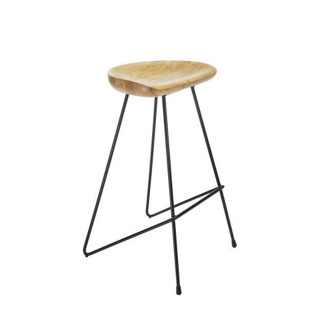 Polubarska stolica Steel