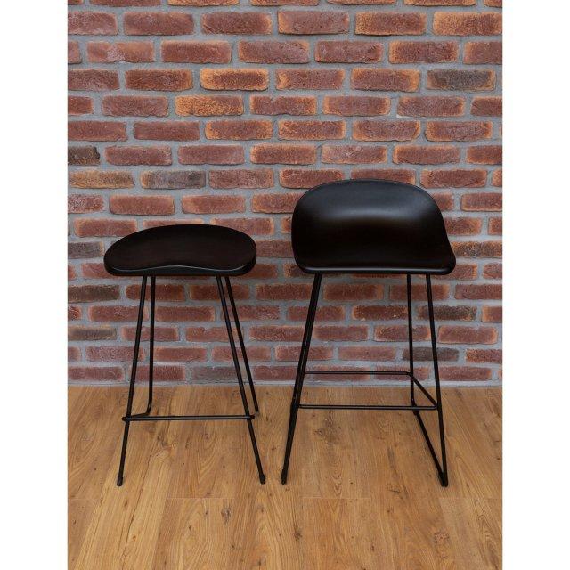 Polubarska stolica Steel Lite