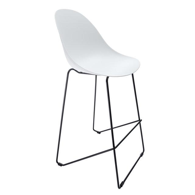 Barska stolica Parma White