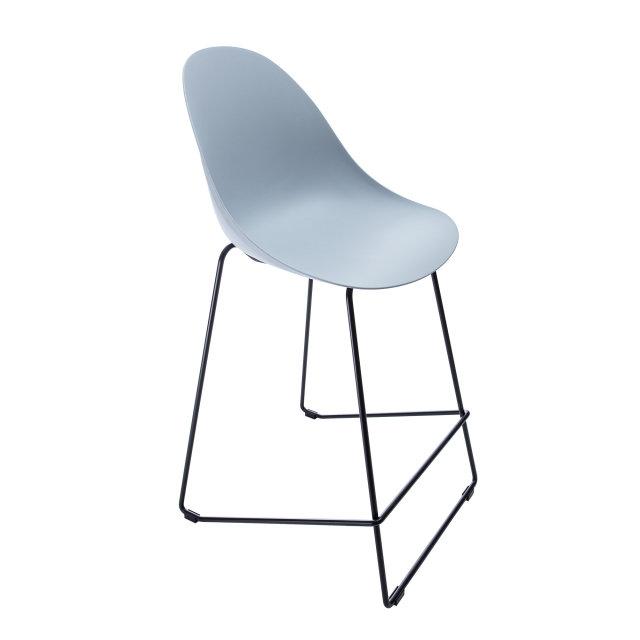 Barska stolica Parma Blue